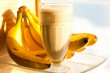 Худеем с кефирно-банановой диетой