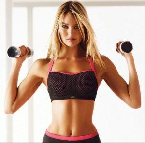 Физические упражнения с нагрузкой