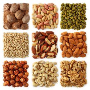 Орехи и масла: минералы для мозга